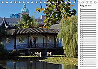 Vancouver Perspektiven (Tischkalender 2019 DIN A5 quer) - Produktdetailbild 8