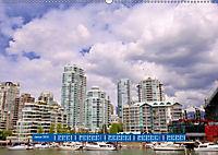 Vancouver - Träumen zwischen Wolken und Meer (Wandkalender 2019 DIN A2 quer) - Produktdetailbild 1