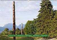 Vancouver - Träumen zwischen Wolken und Meer (Wandkalender 2019 DIN A2 quer) - Produktdetailbild 11