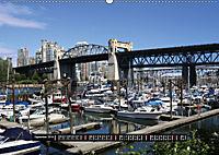 Vancouver - Träumen zwischen Wolken und Meer (Wandkalender 2019 DIN A2 quer) - Produktdetailbild 9