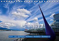 Vancouver - Träumen zwischen Wolken und Meer (Tischkalender 2019 DIN A5 quer) - Produktdetailbild 3