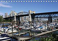 Vancouver - Träumen zwischen Wolken und Meer (Tischkalender 2019 DIN A5 quer) - Produktdetailbild 9