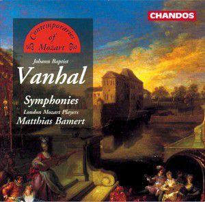 Vanhal (Sinfonien), Matthias Bamert, Lmp