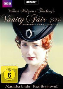 Vanity Fair, 3 DVDs, N, A