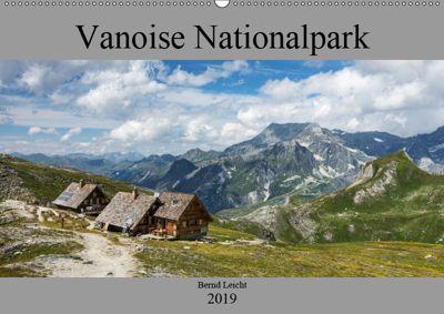 Vanoise Nationalpark (Wandkalender 2019 DIN A2 quer), Bernd Leicht