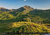 Vanoise Nationalpark (Wandkalender 2019 DIN A2 quer) - Produktdetailbild 9