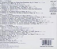 Variationen Und Klavierstücke - Produktdetailbild 1