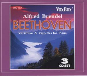 Variationen Und Klavierstücke, Alfred Brendel