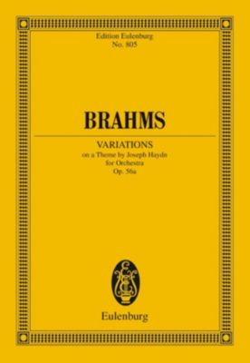 Variations on a Theme by Joseph Haydn, Johannes Brahms
