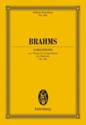 Variations on a Theme by Joseph Haydn, Johannes Brahms