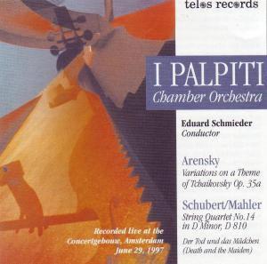 Variations/Tod Und Das Mädchen, Eduard Schmieder, I Palpiti