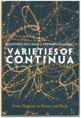 Varieties of Continua, Geoffrey Hellman, Stewart Shapiro