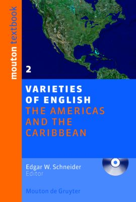 Varieties of English: Vol.2 The Americas and the Caribbean, w. CD-ROM