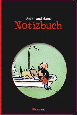 Vater und Sohn - Notizbuch - Erich Ohser |