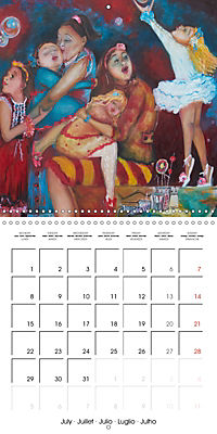 Vaudeville Nights (Wall Calendar 2019 300 × 300 mm Square) - Produktdetailbild 7