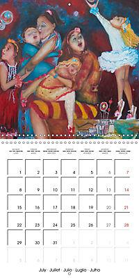 Vaudeville Nights (Wall Calendar 2019 300 × 300 mm Square) - Produktdetailbild 7
