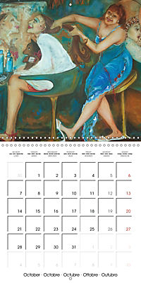 Vaudeville Nights (Wall Calendar 2019 300 × 300 mm Square) - Produktdetailbild 10