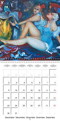 Vaudeville Nights (Wall Calendar 2019 300 × 300 mm Square) - Produktdetailbild 12
