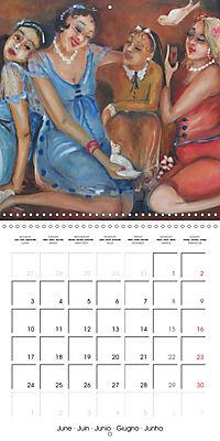 Vaudeville Nights (Wall Calendar 2019 300 × 300 mm Square) - Produktdetailbild 6