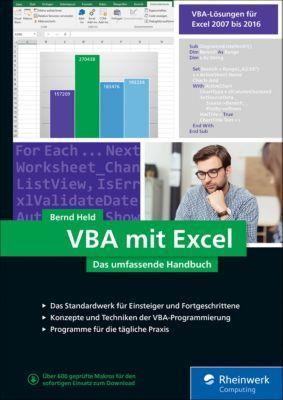 VBA mit Excel, Bernd Held
