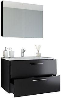 Badezimmermobel Waschbecken.Vcm Waschplatz Badmobel Badezimmer Komplett Set Waschtisch