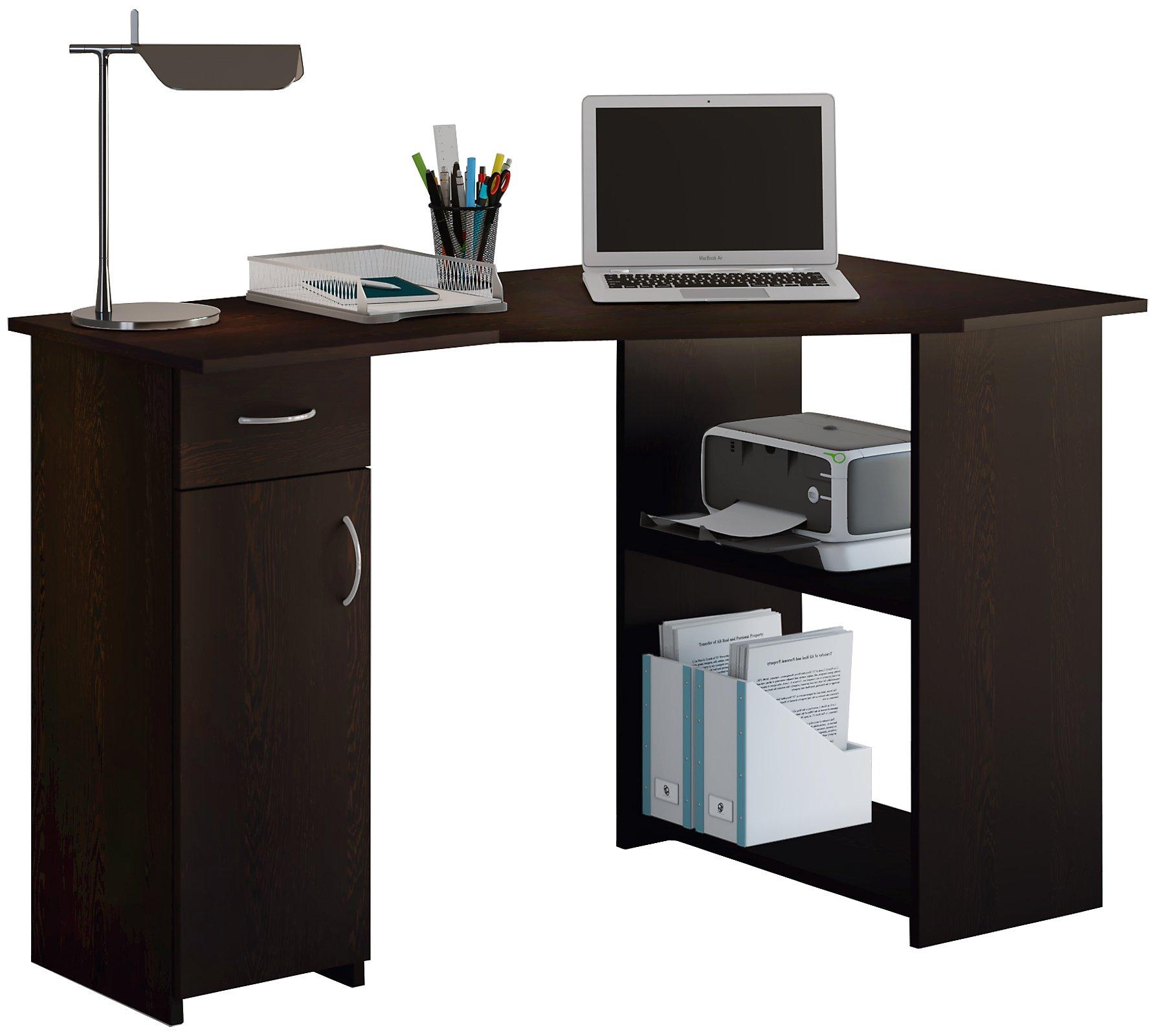 Vcm Eckschreibtisch Schreibtisch Büromöbel Computertisch Winkeltisch