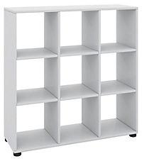 """VCM Regal Standregal Säule Bücherregal Aufbewahrung Raumteiler Sideboard """"Benas 3x3"""" Raumtrenner Kommode - Produktdetailbild 3"""