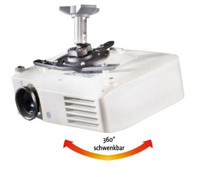 VCM Universal Beamer Deckenhalterung Projektor Halter Halterung Beamerhalterung DHP7 VCM DHP7 | Beamer und Projektorhalterung