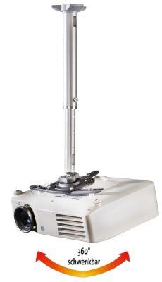 VCM Universelle Beamer / Projektor Decken-Halterung DHP8 VCM DHP8   Beamer und Projektorhalterung