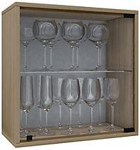 """VCM Wein-Regalserie Regal Weinregal Weinschrank Weinflaschen Schrank Holz Würfel Flaschen Aufbewahrung """"Weino"""" (Farbe: Weino V: Sonoma-Eiche) - Produktdetailbild 2"""