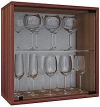 """VCM Wein-Regalserie Regal Weinregal Weinschrank Weinflaschen Schrank Holz Würfel Flaschen Aufbewahrung """"Weino"""" (Farbe: Weino V: Kern-Nussbaum) - Produktdetailbild 1"""