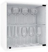 """VCM Wein-Regalserie Regal Weinregal Weinschrank Weinflaschen Schrank Holz Würfel Flaschen Aufbewahrung """"Weino"""" (Farbe: Weino V: Weiß) - Produktdetailbild 2"""
