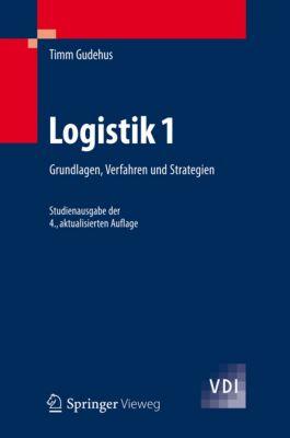 VDI-Buch: Logistik 1, Timm Gudehus
