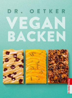 Vegan Backen, Dr. Oetker