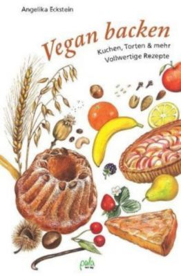 Vegan backen, Angelika Eckstein
