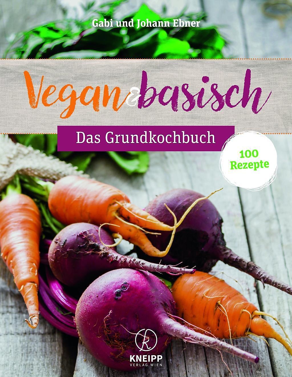 Vegan & basisch Buch von Johann Ebner portofrei bei Weltbild.de