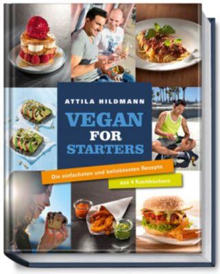 Vegan for starters, Attila Hildmann