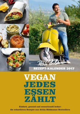 VEGAN - Jedes Essen zählt 2017 - Kalender bei weltbild.de kaufen