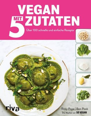 Vegan mit 5 Zutaten -  pdf epub