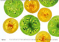 VEGETARISCHER QUERSCHNITT (Wandkalender 2019 DIN A2 quer) - Produktdetailbild 4