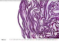 VEGETARISCHER QUERSCHNITT (Wandkalender 2019 DIN A3 quer) - Produktdetailbild 3