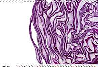 VEGETARISCHER QUERSCHNITT (Wandkalender 2019 DIN A4 quer) - Produktdetailbild 3