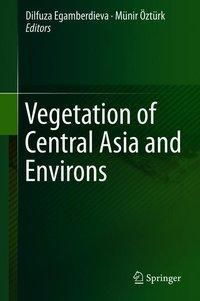 Vegetation of Central Asia and Environs