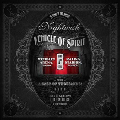 Vehicle Of Spirit (3 DVDs), Nightwish