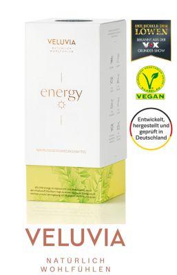 VELUVIA energy Nahrungsergänzungsmittel Monatspackung