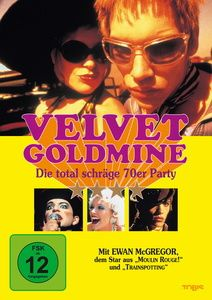 Velvet Goldmine, Todd Haynes, James Lyons