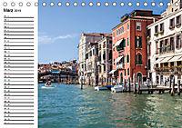 VENEDIG Eine Tour auf dem Canal Grande (Tischkalender 2019 DIN A5 quer) - Produktdetailbild 3