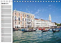 VENEDIG Eine Tour auf dem Canal Grande (Tischkalender 2019 DIN A5 quer) - Produktdetailbild 1