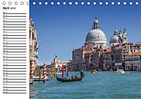 VENEDIG Eine Tour auf dem Canal Grande (Tischkalender 2019 DIN A5 quer) - Produktdetailbild 4