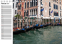VENEDIG Eine Tour auf dem Canal Grande (Tischkalender 2019 DIN A5 quer) - Produktdetailbild 2